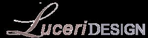 LuceriDesign - Logotipo Trasparente